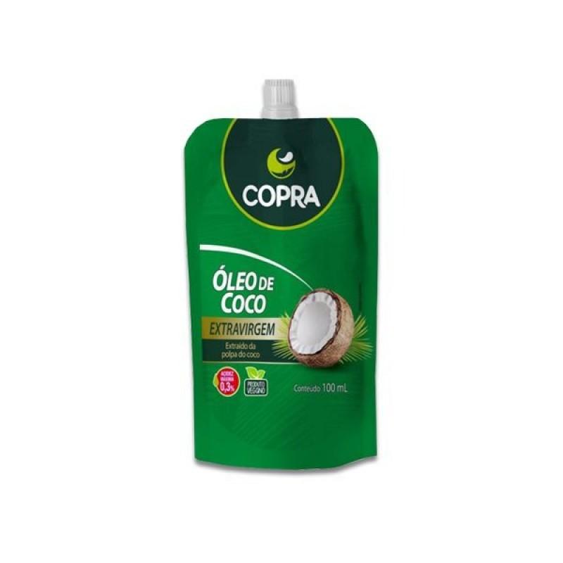 OLEO DE COCO COPRA EXTRA VIRGEM