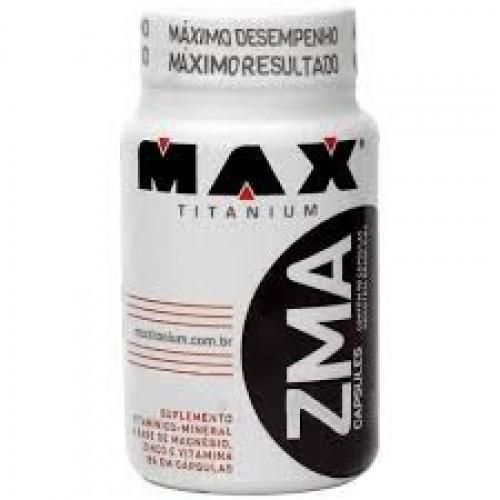 ZMA - MAX TITANIUM - 90CAPS