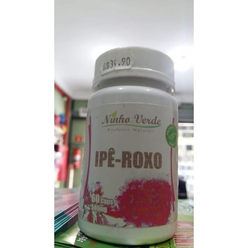 IPÊ ROXO CAPS 60. - NINHO VERDE
