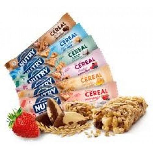 BARRA DE CEREAIS NUTRY SABORES