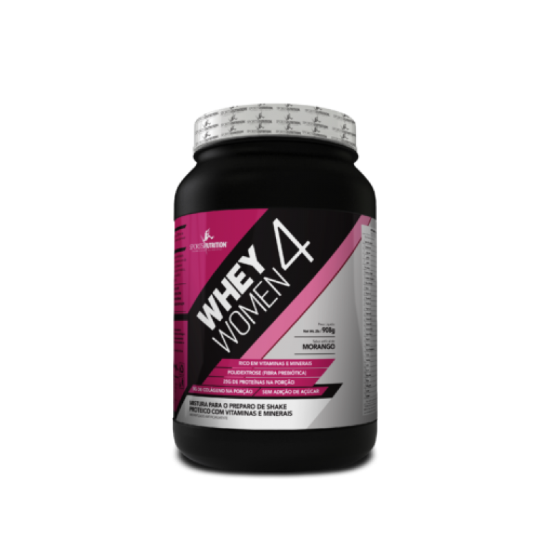 WHEY 4 WOMEN 908 G SPORTS NUTRITION