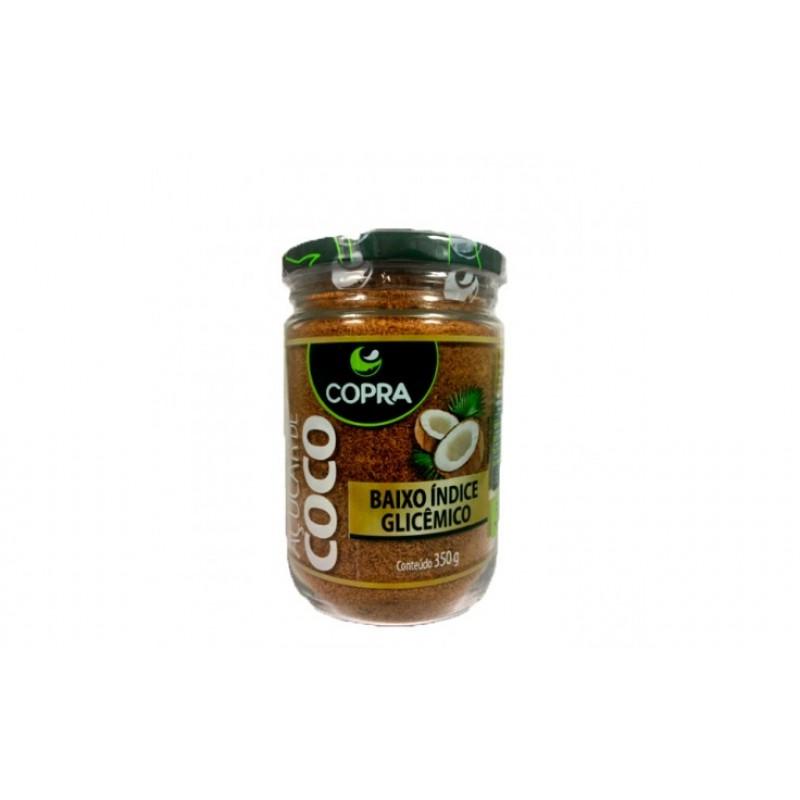 AÇUCAR DE COCO COPRA POTE -350G