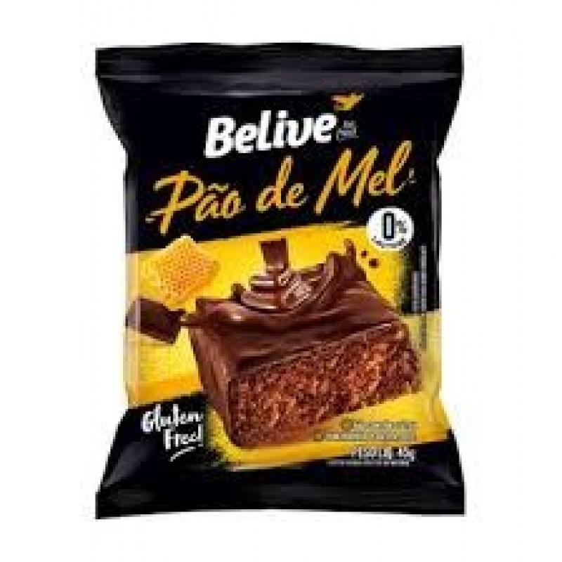 PAO DE MEL BELIVE 45 G