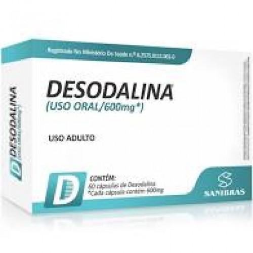 DESODALINA 60 CAPS SANIBRAS