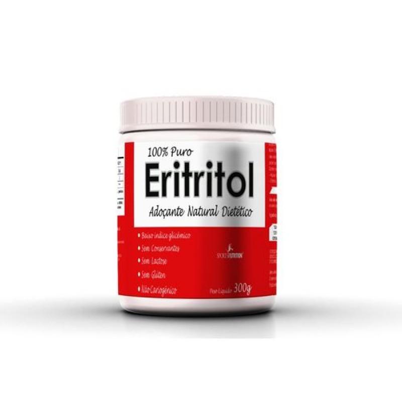 ERITRITOL POTE - 300G SPORTS NUTRITION
