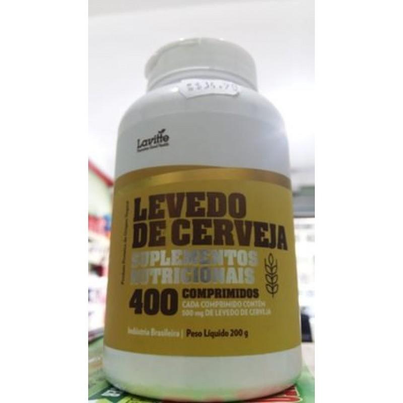 LEVEDO DE CERVEJA CAPS 400- LAVITTE