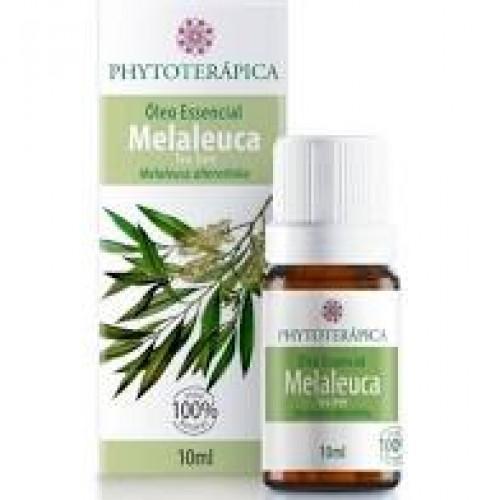 OLEO ESSENCIAL DE MELALEUCA 10 ML PHYTOTERAPICA TEA TREE