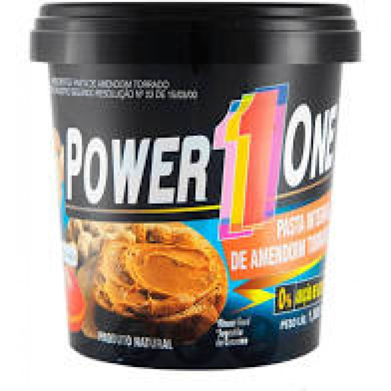 PASTA DE AMENDOIM INTEGRAL LISA POWER ONE 1.005 KG