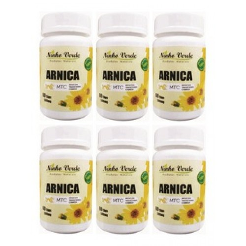 ARNICA MTC 60 CAPS-NINHO VERDE