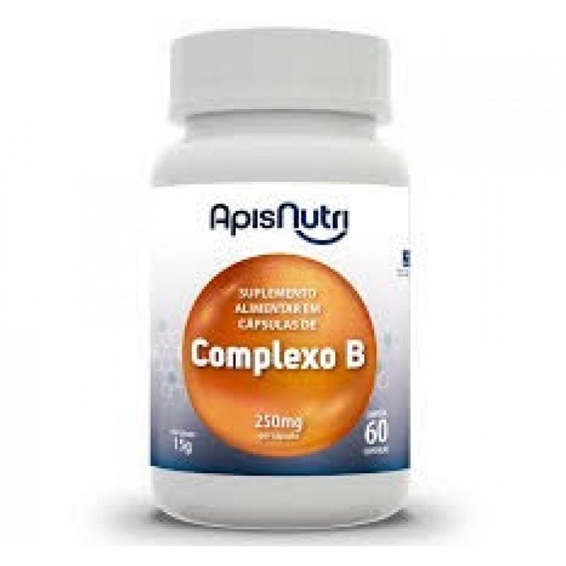 COMPLEXO B 60 CÁPS - 15G