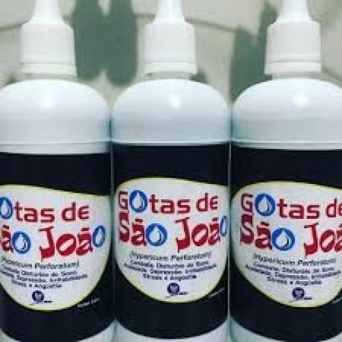 GOTAS DE SÃO JOÃO 100ML - VIDA ERVAS
