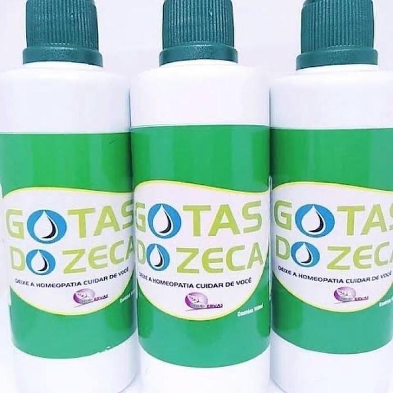 GOTAS DO ZECA - 100ML