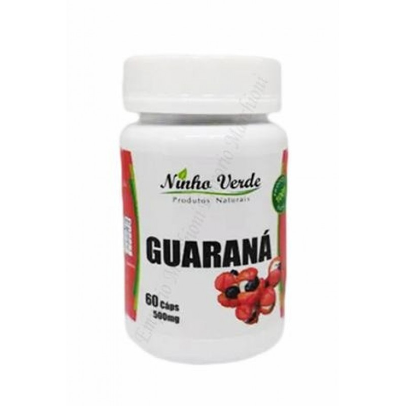 GUARANA - NINHO VERDE 60 CAPS
