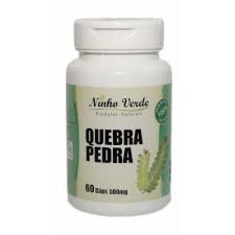 QUEBRA PEDRA 60 CAPS - 500MG - NINHO VERDE