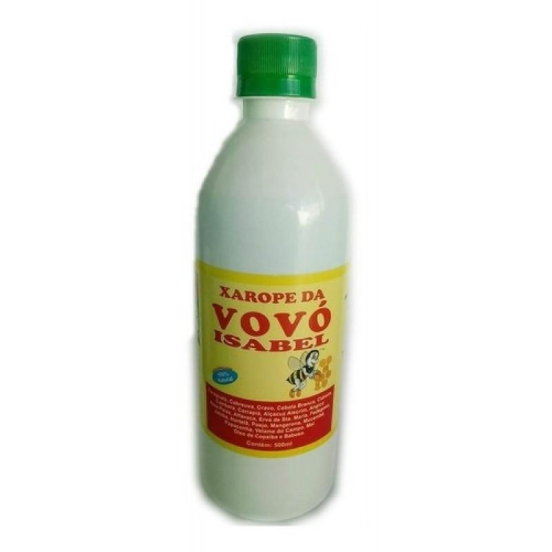 XAROPE DA VOVO ISABEL 250ML - VIDA ERVAS