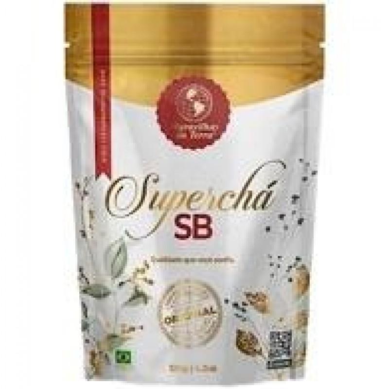 SB ORIGINAL SUPER CHÁ 120 G MARAVILHAS DA TERRA