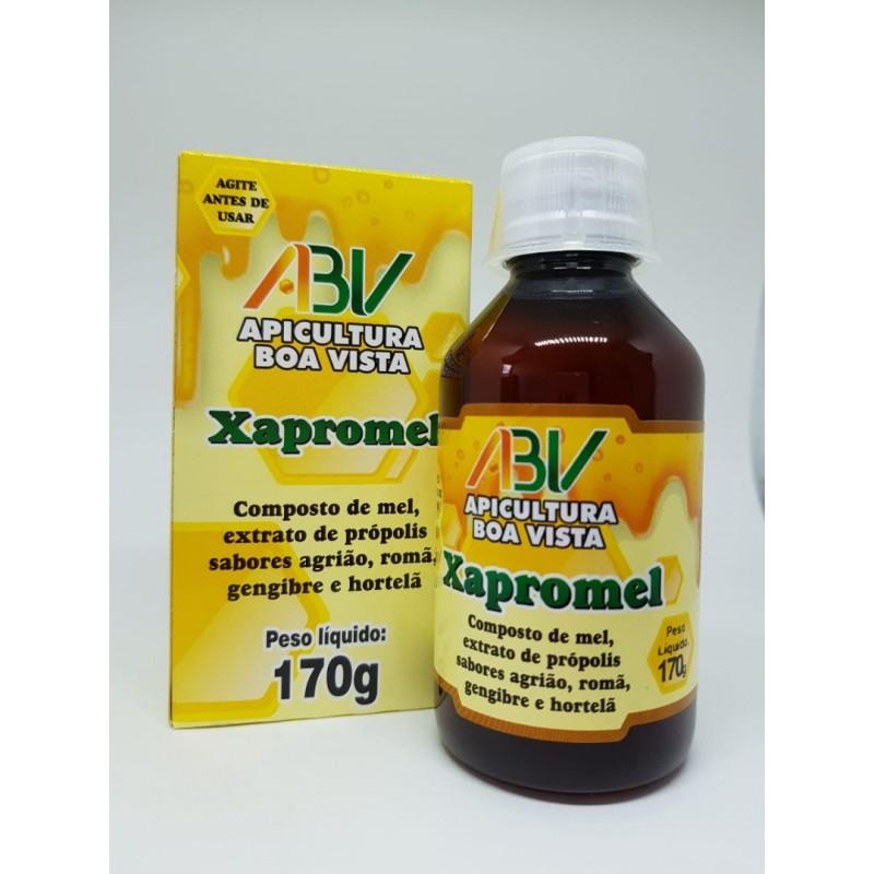 Xarope Mel Composto Xapromel Puro Abelha Saúde 17...