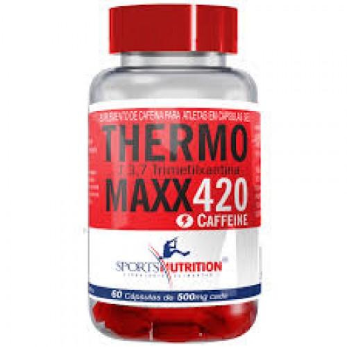 THERMO MAXX 420 60 CAPS SPORTS NUTRITION